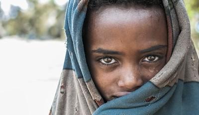 Ethiopian Mountain Boy
