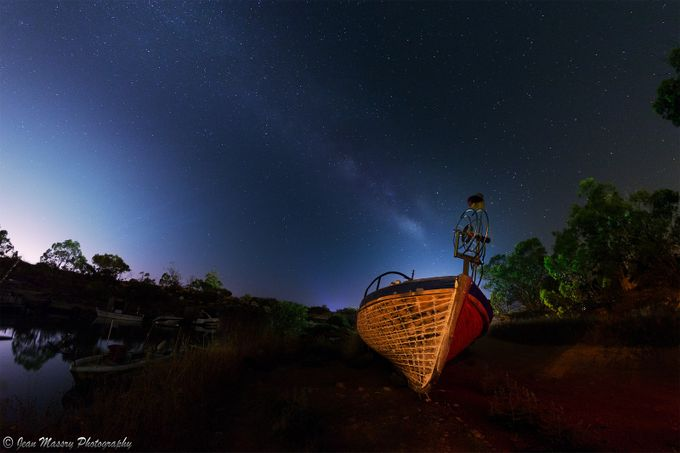 Traverser's Dream by Jean-Massry - Ships And Boats Photo Contest