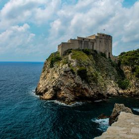 Famous Game of Thrones scenery/location - King's Landing Location: Dubrovnik Old Town, Croatia