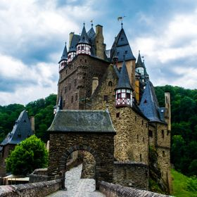 One of the oldest and the best historical castles of germany