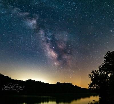5 stitch Milky Way Pano