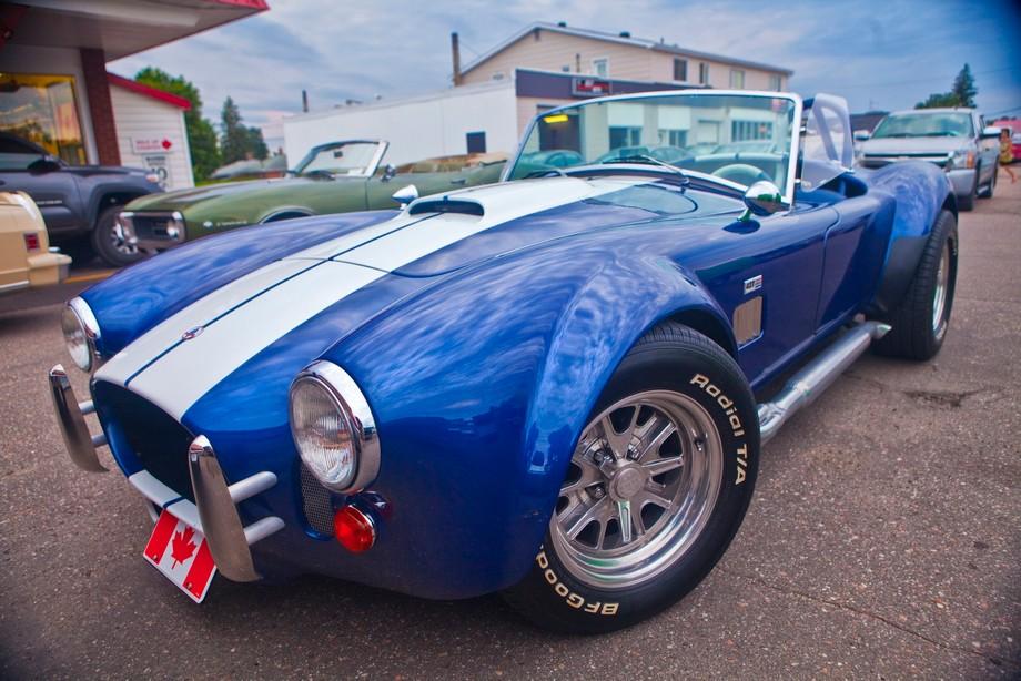 A local car meet. Held every Saturday in Renfrew Ontario Canada.