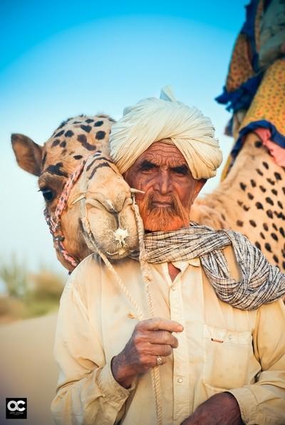 The Camel Man
