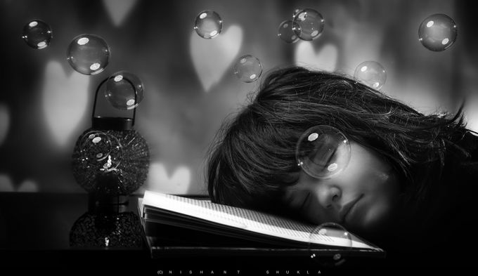 DreamScapes by Nishant-101 - Bubbles In The Air Photo Contest