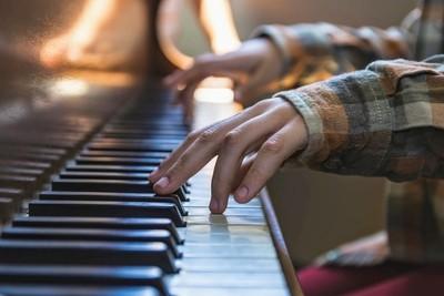 Plaid Piano