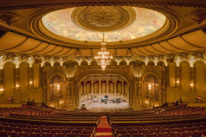 Orpheum by leannescherp - High Ceilings Photo Contest