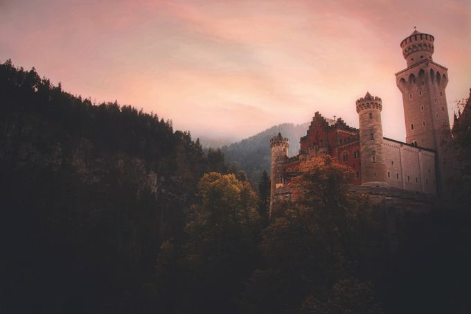 T A L E S by Silentshoot-Photography - Enchanted Castles Photo Contest