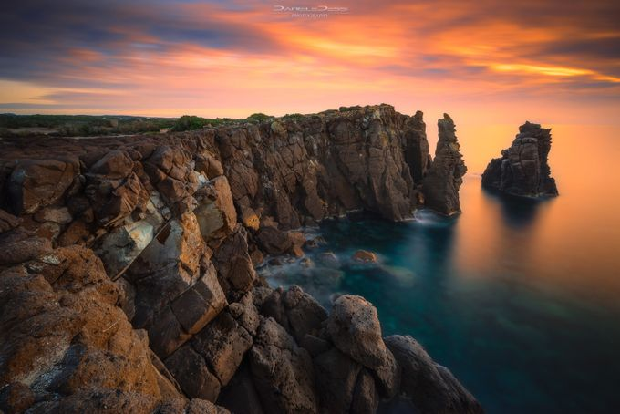 Nido dei passeri-Sardinia by danieledessi - Spectacular Cliffs Photo Contest