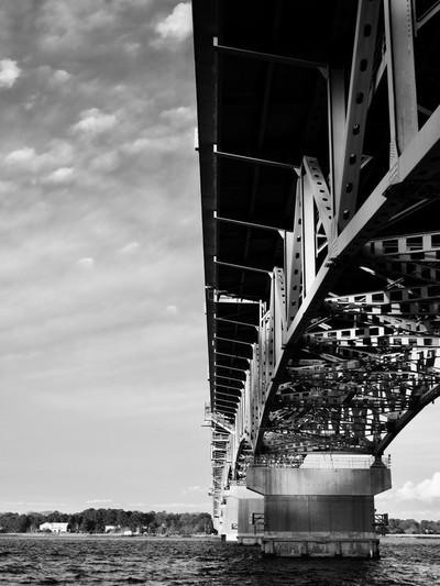 The Coleman Bridge