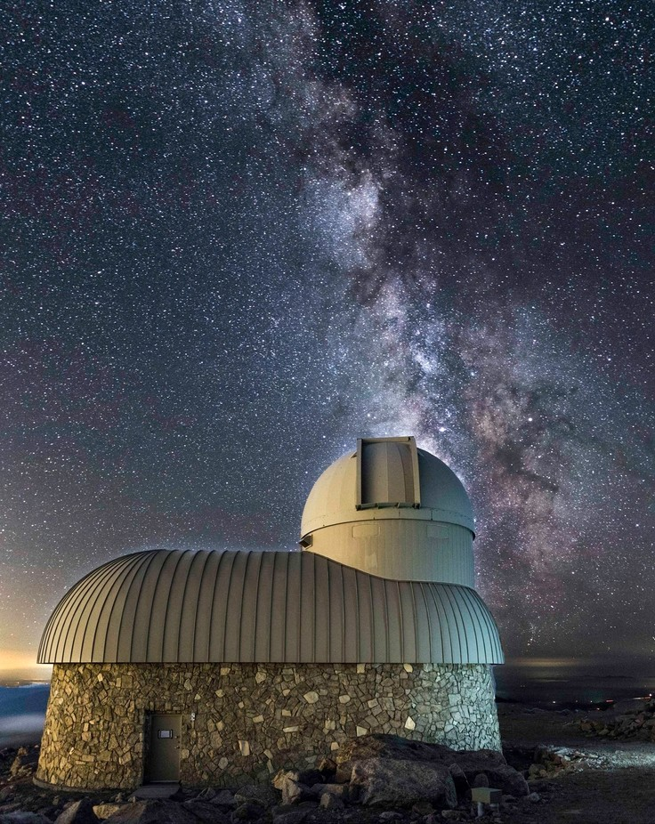 Observatory Night by TomPrice - Social Exposure Photo Contest Vol 11