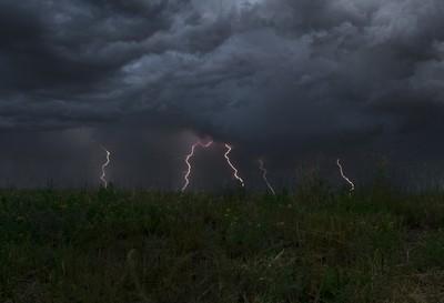 A Raging Storm