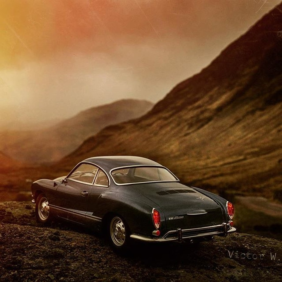 #lovemycar #landscape_lovers #cloudyday #picoftheday #scotland #visitscotlan by MylesAllan - Awesome Cars Photo Contest