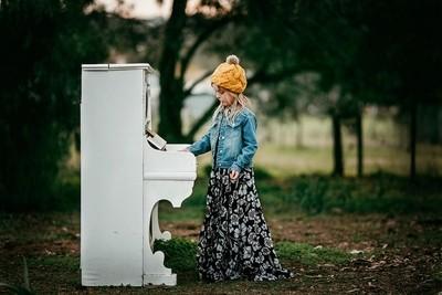 Outdoor concerto