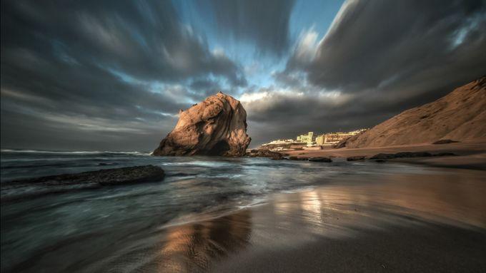 Penedo do Guincho - Santa Cruz, Portugal by MiguelMartins - Simply HDR Photo Contest