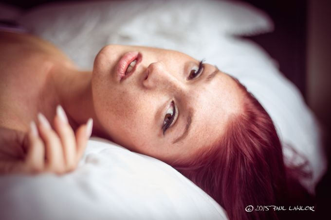 Freckles, freckles, everywhere freckles by idlehands - Red Hair Photo Contest