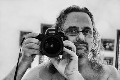 Portrait of the Artist as a Hairy Man!