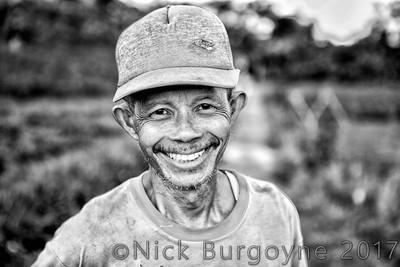 Lee Cooper Farmer, Marga, Bali