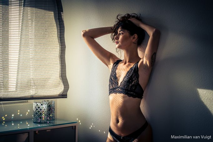 Joliet  by MaximilianvanVuigt - Lingerie Photo Contest