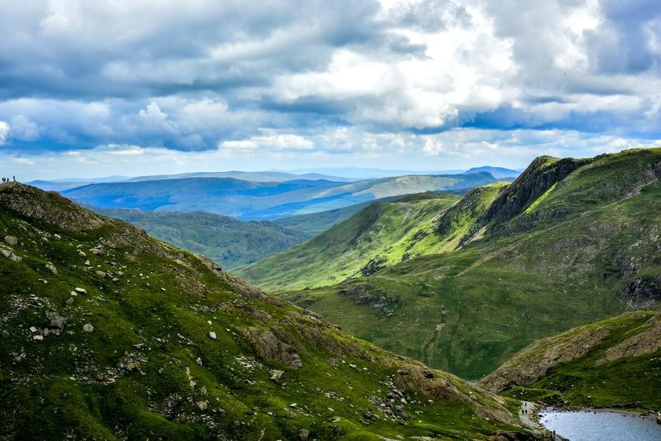 Trip to Snowdonia