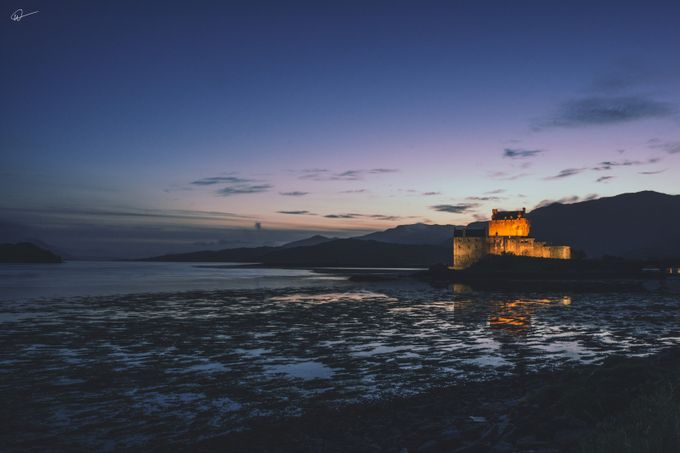 Enchanted by Eilean by wallithewalrus - Enchanted Castles Photo Contest