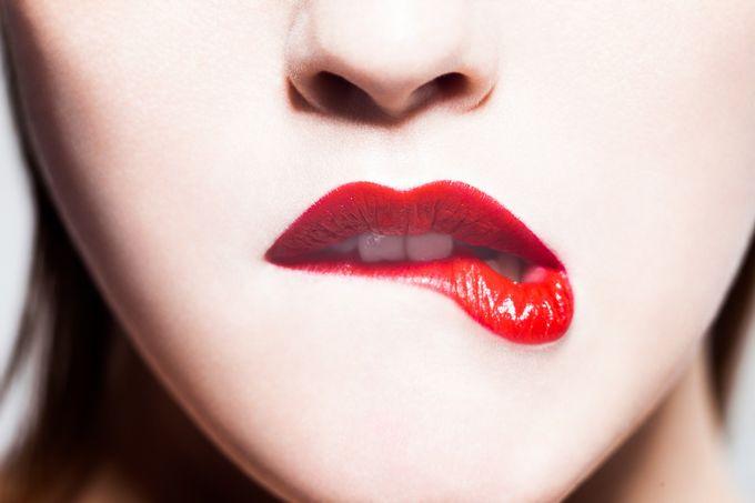 Beauty by ilyablinov - Showcase Lips Photo Contest