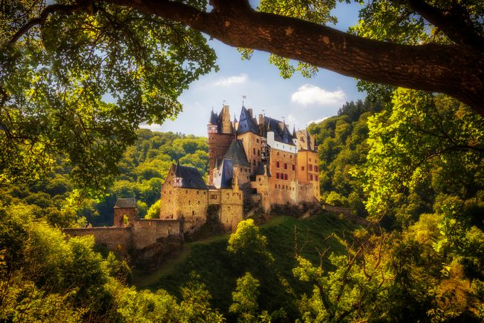 Burg Eltz - Disney Castle by madspeteriversen - Enchanted Castles Photo Contest