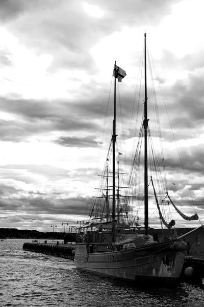 Oslo's marina