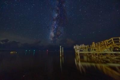 Cedar Key Milky Way 1