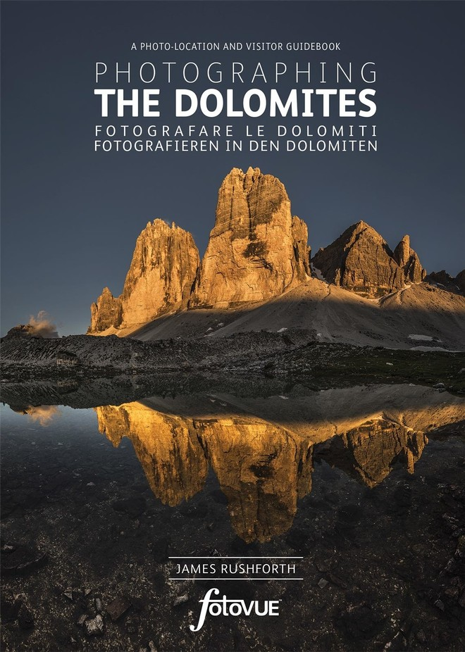 Photographing The Dolomites  by jamesrushforth