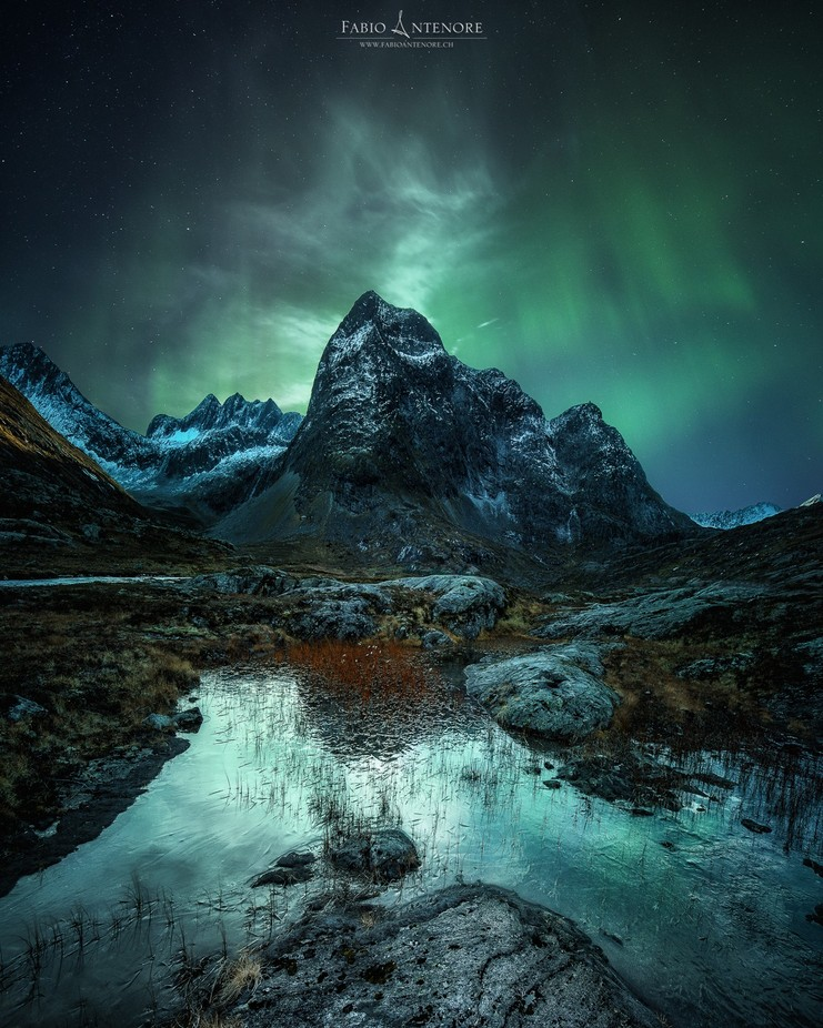 Home of the Trolls by dustpixxByFabioAntenore - Color In The Night Photo Contest