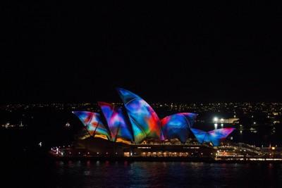 Tie Dye Opera House