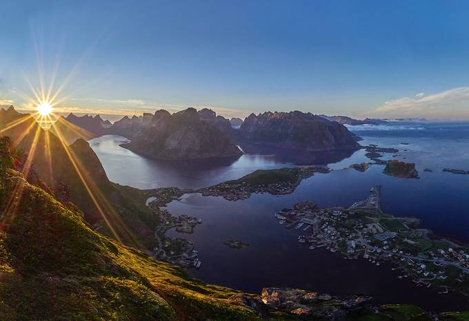 Northern summer by kjetilstenslandvilnes - Islands Photo Contest