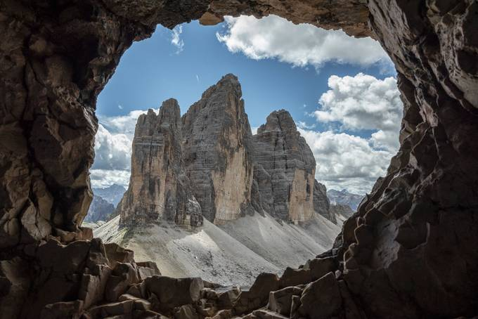Tre Cime by Tiziano - Our Natural Planet Photo Contest