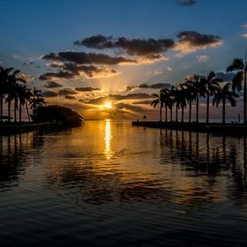 Florida has some of the most beautiful places for photography.  You just have to be willing to get out of bed to see the best part of the day. Us...