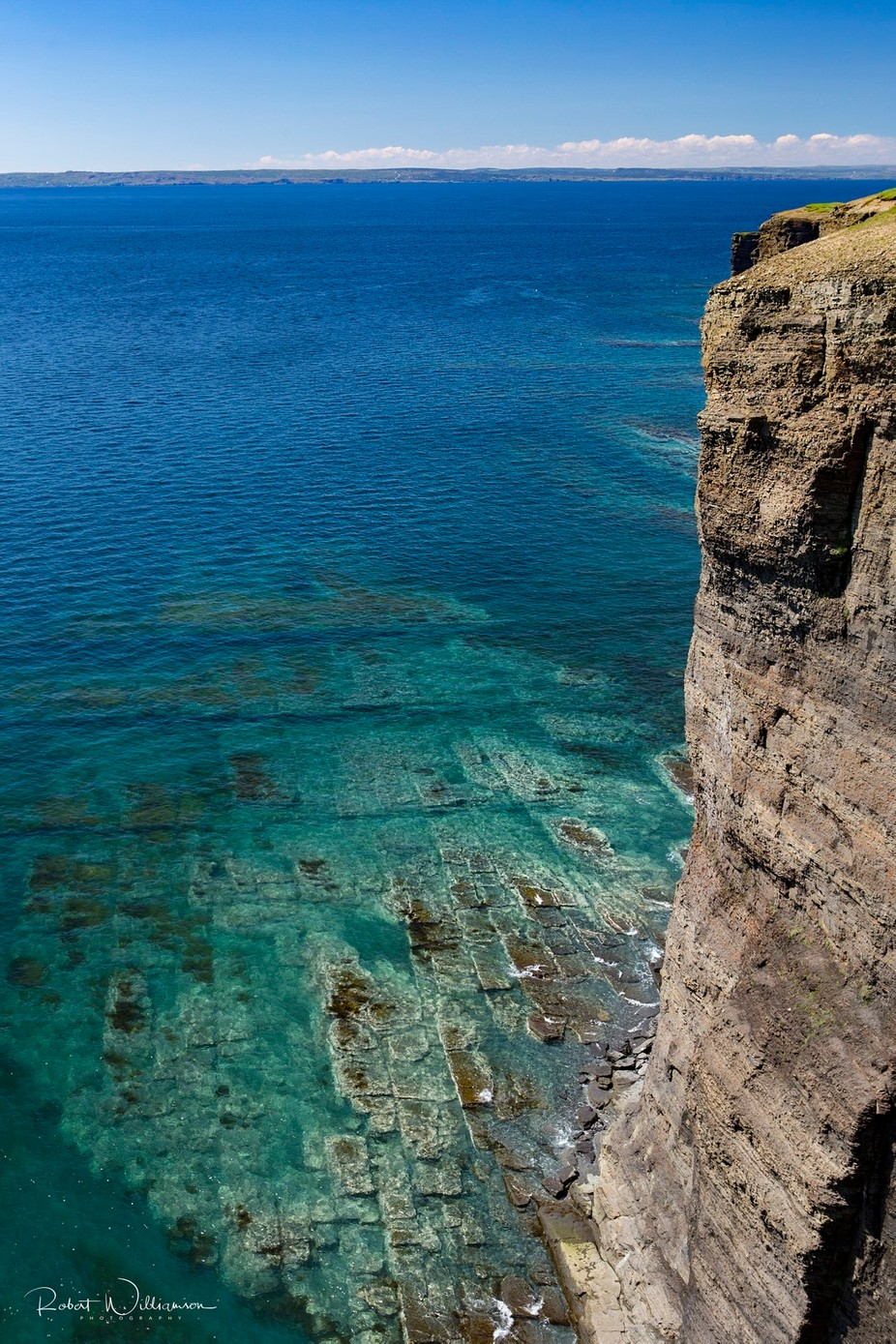 Bell Island by robwill236 - Spectacular Cliffs Photo Contest