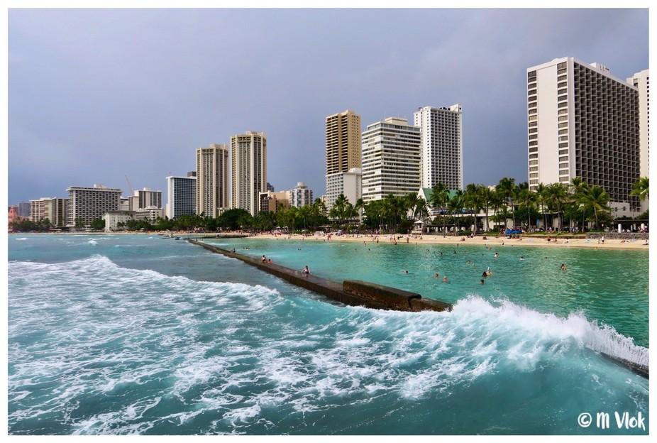 Let's go to Waikiki...
