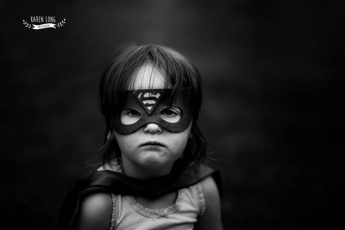 Sad Superhero by karenlong - Thank You Photo Contest