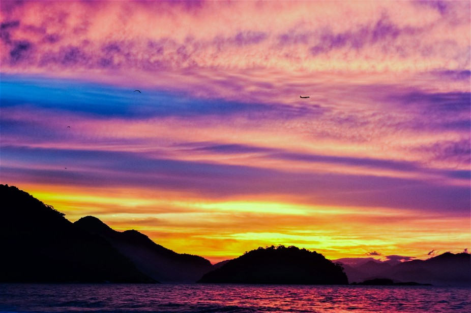 Fall in Copacabana beach, July 05, 2017 that is one what i allways will love. Sounds like a amazi...
