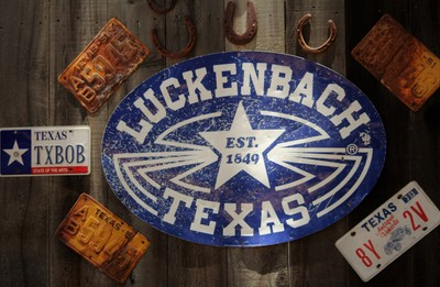 Let's go to Luckenbach, Texas...