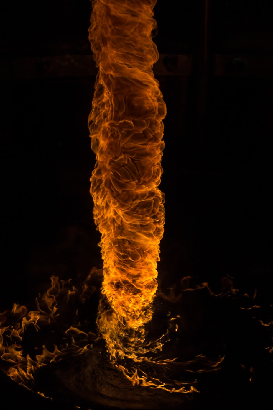 Fire Devil by SilentArtPhotography - Shooting Fire Photo Contest