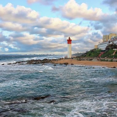 Umhlanga lighthouse, Umhlanga Rocks