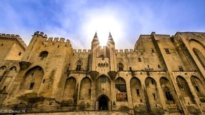 Palais des Papes (Papal Palace) - Avignon