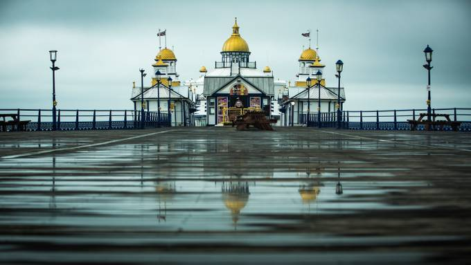 A Very British Summer by aphotogenicworld - Promenades And Boardwalks Photo Contest