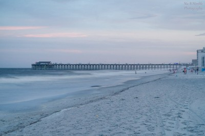 One of my favorite places..Garden City Pier in South Carolina
