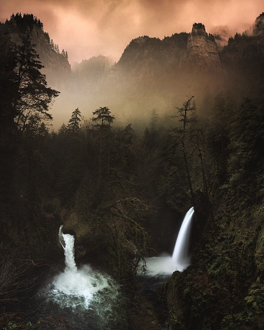 Eagle Creek Oregon by shane_gregory_ - Covers Photo Contest Vol 40
