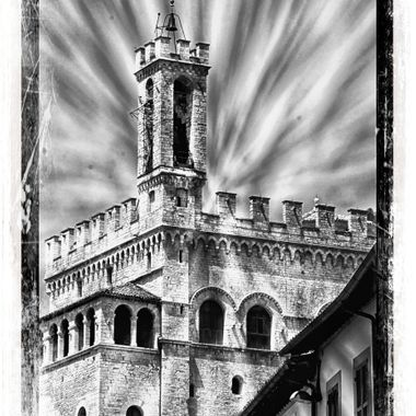 A fantasy castle manipulation from Italy.