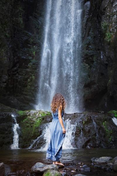 Wolf's Waterfall