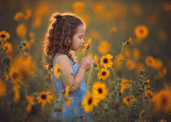 You Are My Sunshine by lisaholloway - Curls Photo Contest