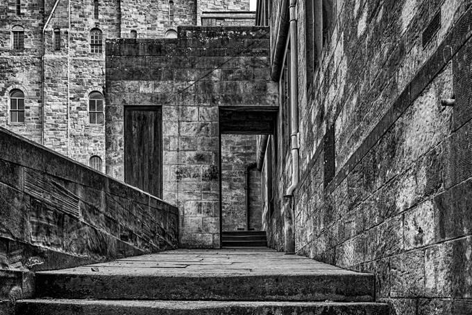 Bamburg Castle, Northumberland, England