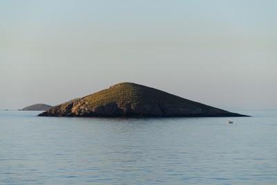 Island off Syros
